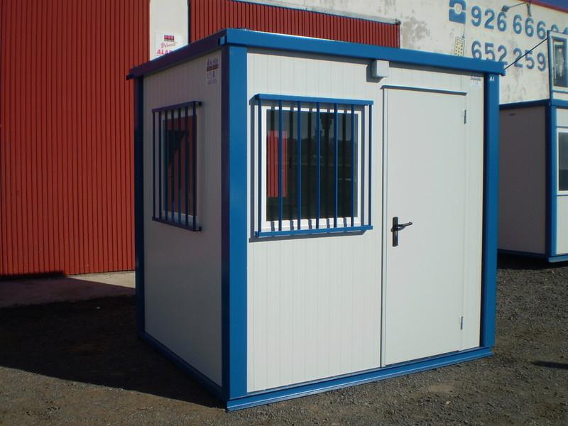 Casetas tipo oficinas almacenes sanitarios para - Como hacer una caseta de obra ...